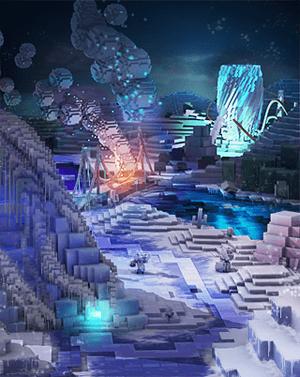 Crystal Clash area
