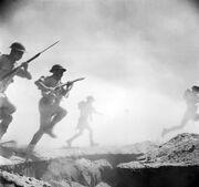 El Alamein 1942 - British infantry