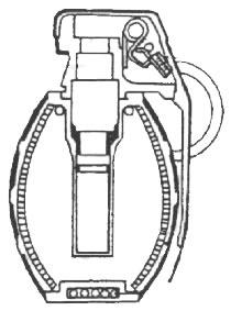 Doorsnede van de M72