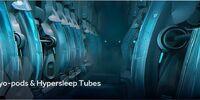 Cryo-pods & Hypersleep Tubes