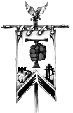 Knights of Tyr's Hand Banner