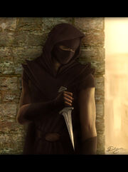 The Assasin by deligaris