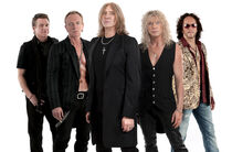 Def Leppard 2011 Group Shot 1 by Ash Newell