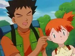 Brock x Misty