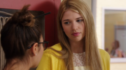 imogen from degrassi with her hair down - photo #38