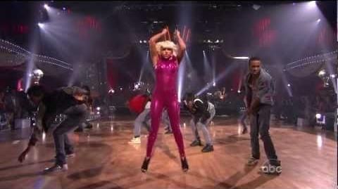Lady Gaga - 2009 - LoveGame - Dancing With The Stars Finale