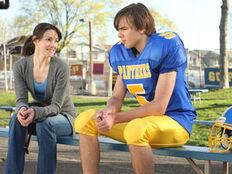 Kc and his mom degrassi season 10