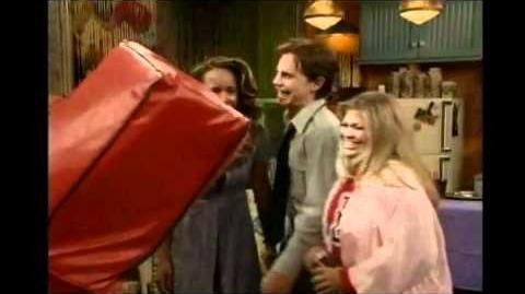 Eric as a Couch Bloopers - Boy Meets World