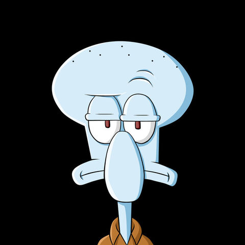 File:Squidward by 2D75.jpg
