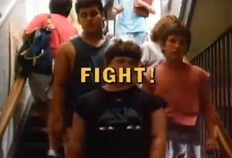 Fight! - Title Card