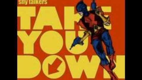 Take You Down - Shy Talkers