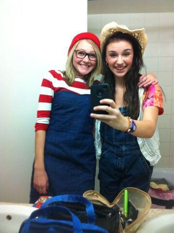 File:Olivia and her friend.jpg