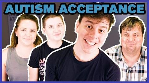 Autism Acceptance I Can't Believe I NEVER KNEW... Thomas Sanders