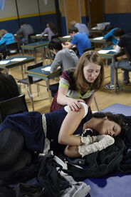 Fiona and holly j school purple pills degrassi season 10