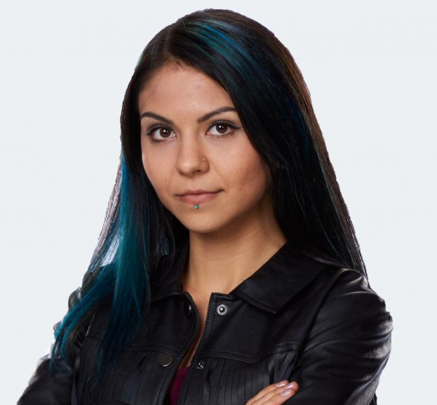 imogen from degrassi with her hair down - photo #22