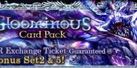 Gloominous Card Pack