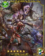 Sorcerer Goddess Glius SSR++