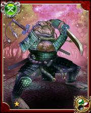 Frog Samurai N+