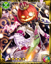 Mr.Jack-o-Lantern SR
