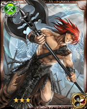 Viking Warrior Frederik R
