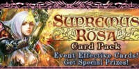Supremus Rosa Card Pack