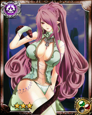 Serpent Witch Echidna R+