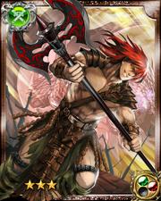 Viking Warrior Frederik R+