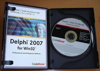 Delphi2007package