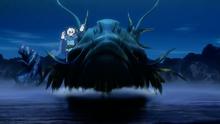 Lief riding Soldeen (anime)