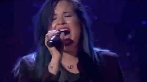 Demi Lovato Stay ( Rihanna Cover )