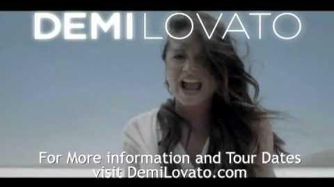A Special Night with Demi Lovato