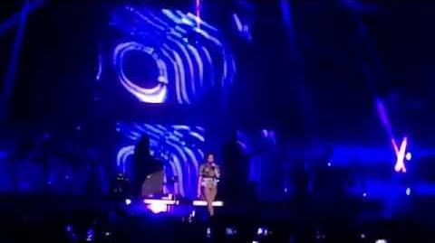 "2015 Digifest NYC Demi Lovato - ""Neon Lights"""