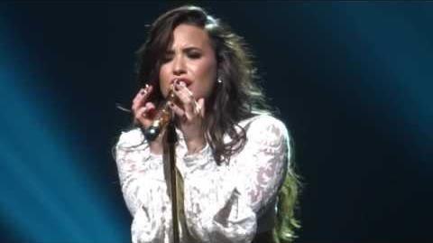Demi Lovato - When We Were Young (Adele cover) (Live on Future Now Tour, Cleveland)