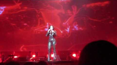 Demi Lovato - Body Say (Live on Future Now Tour, Atlanta)