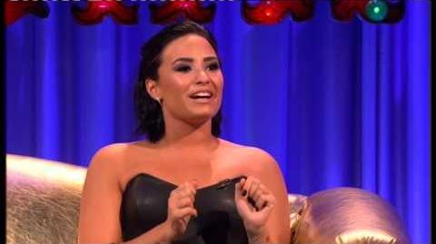 Demi Lovato interview 2015