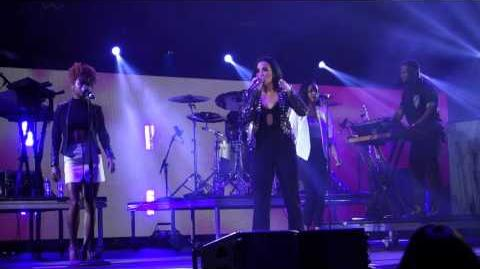 DEMI LOVATO - FOR YOU (LIVE @ WE CAN SURVIVE HOLLYWOOD BOWL 2015 10 24 15)