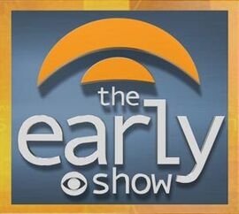 CBS EARLY SHOW LOGO