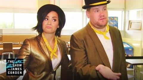 Singing Telegrams w Demi Lovato