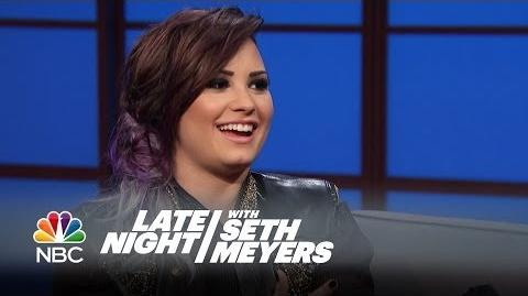 Seth Meyers - June 4, 2014 - Part 2