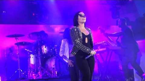 DEMI LOVATO - COOL FOR THE SUMMER (LIVE @ WE CAN SURVIVE HOLLYWOOD BOWL 2015)