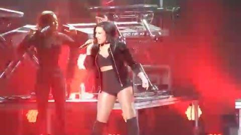 Demi Lovato - Confident (KISS 108 Jingle Ball 2015)