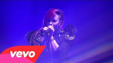 Demi Lovato - Vevo Presents Nightingale (Live from the Neon Lights Tour)