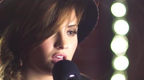 Demi Lovato - Neon Lights (Capital FM Session)