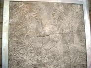 Assyrian Genie - Yale University Art Gallery