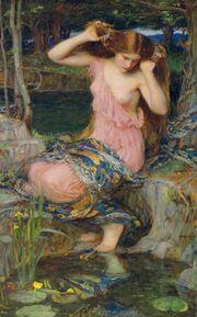 Lamia Waterhouse