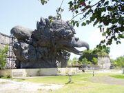 Garuda Bali GWK