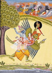 Garuda Vishnu Laxmi