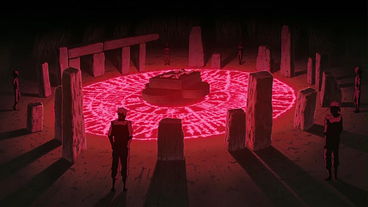 Handlung/Tsuchigumos Kin-Jutsu   Narutopedia   Fandom ...