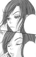 Riko annoyed