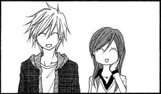 File:Cute riko and kurosaki.jpg